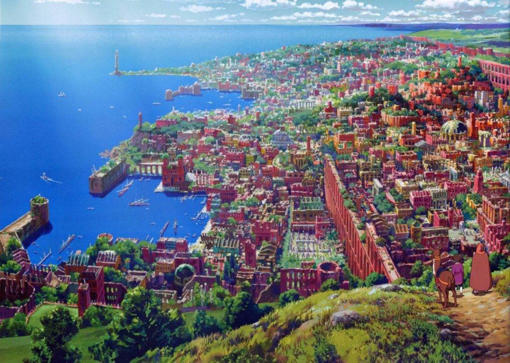 Легенды Архипелага: Земноморье Урсулы Ле Гуин 17