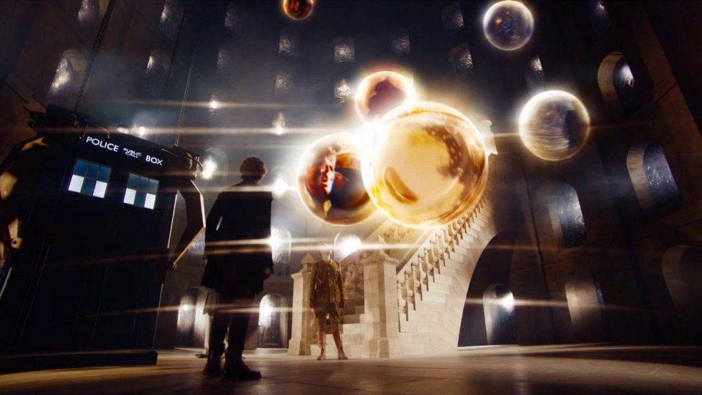 «Доктор Кто: Дважды во времени» — пасхалки в прошальной серии Двенадцатого Доктора 27