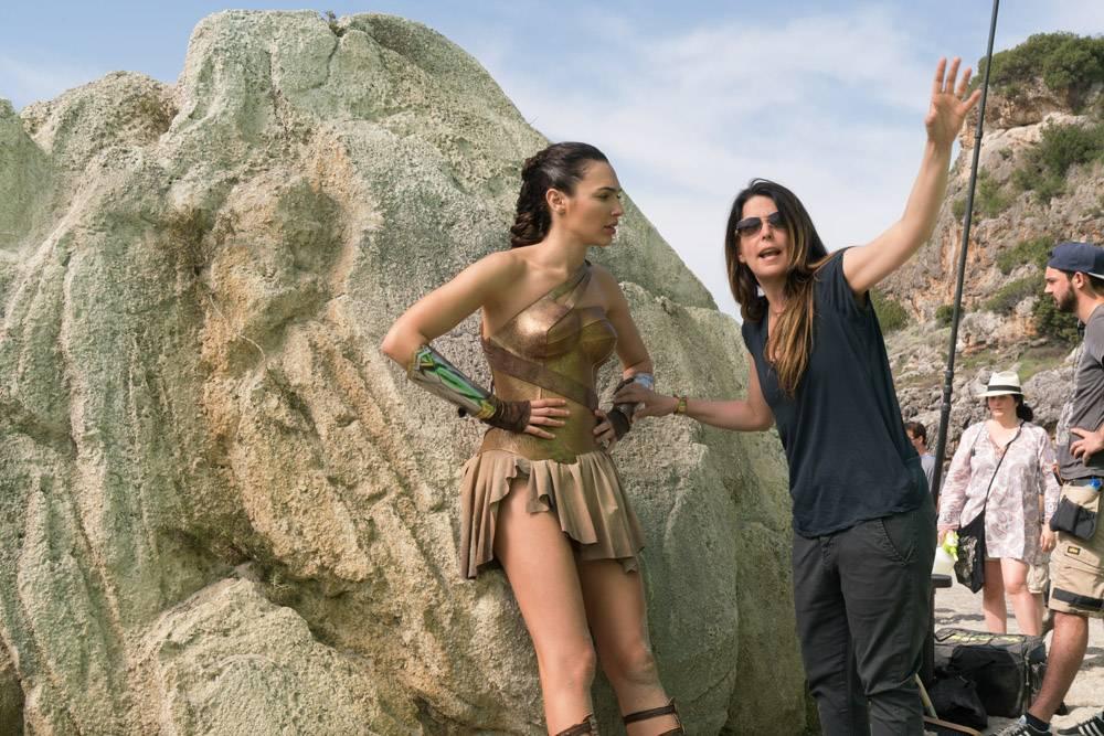 «Чудо-женщина 2» —первый фильм, снимающийся по новым правилам против домогательств