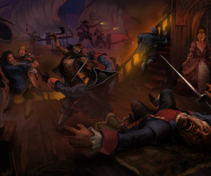 Создатели серии игр «Корсары» запустили сбор средств на разработку новой части