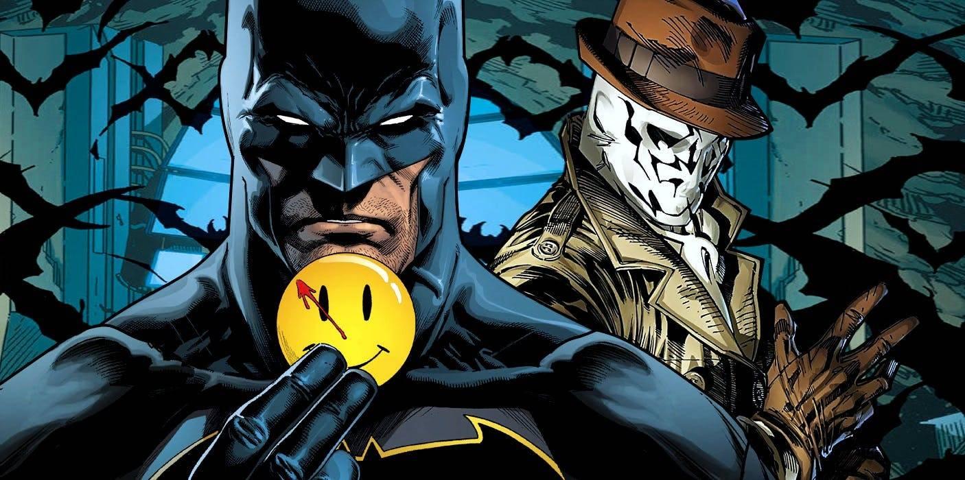 Как «Хранителей» вводят во вселенную DC: Doomsday Clock 13
