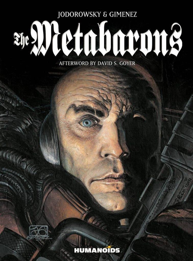 Ходоверсум: жестокая и безумная вселенная Ходоровски 11
