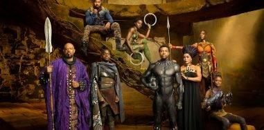 «Чёрная Пантера»: первая утопия от Marvel 2