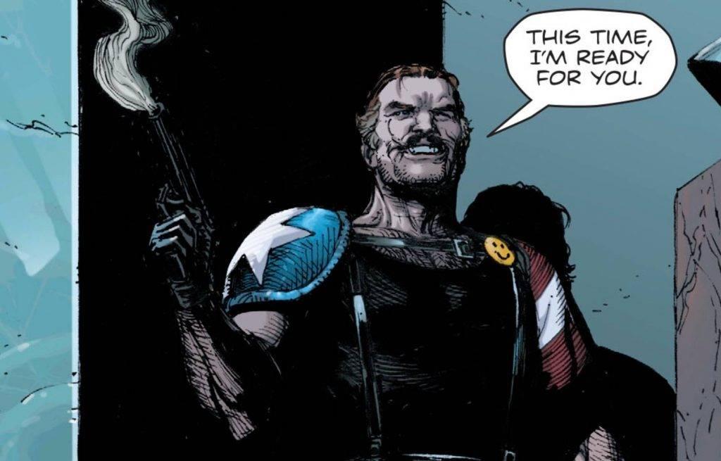 Как «Хранителей» вводят во вселенную DC: Doomsday Clock 3