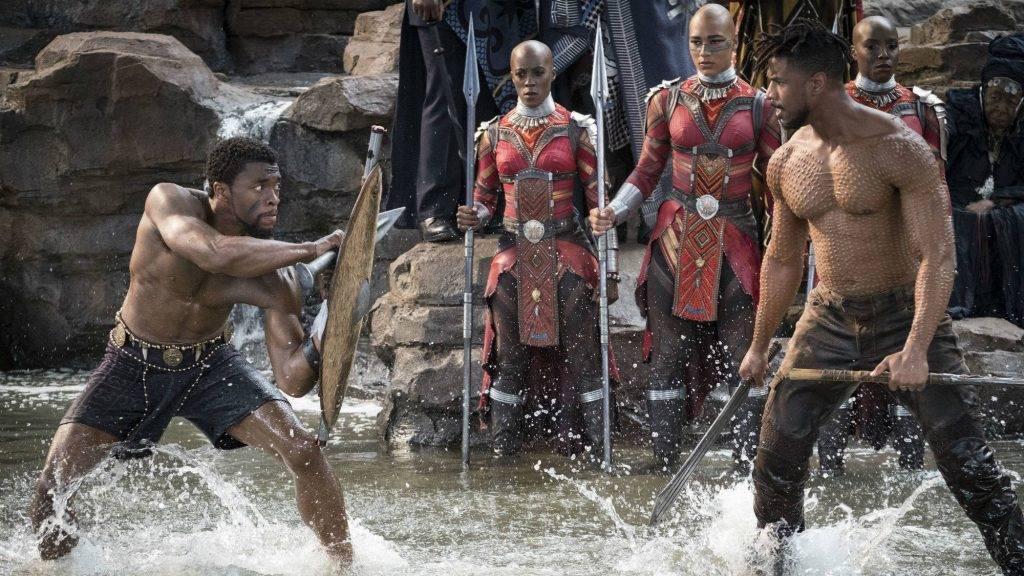 «Чёрная Пантера»: первая утопия от Marvel 4