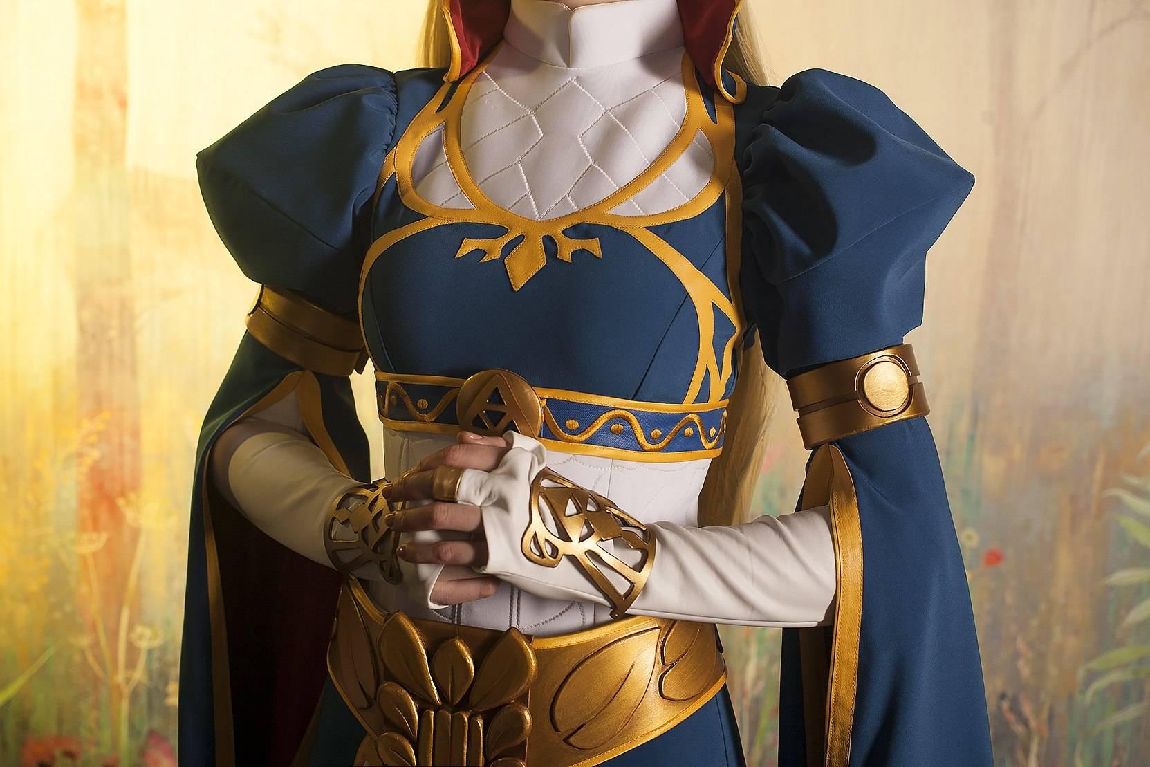 Лучший косплей: принцесса Зельда 12