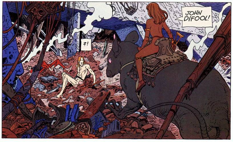 Ходоверсум: жестокая и безумная вселенная Ходоровски 2