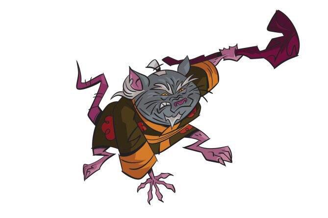 Скоро выйдет новый мультсериал про Черепашек-ниндзя. И в нём будет всё иначе! 5