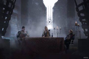 Косплей: Серсея, Джейме и Тирион Ланнистеры из «Игры престолов» — продолжение