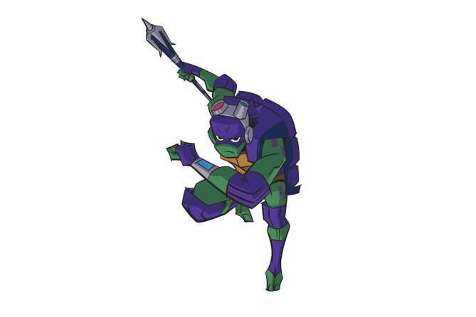 Скоро выйдет новый мультсериал про Черепашек-ниндзя. И в нём будет всё иначе! 3