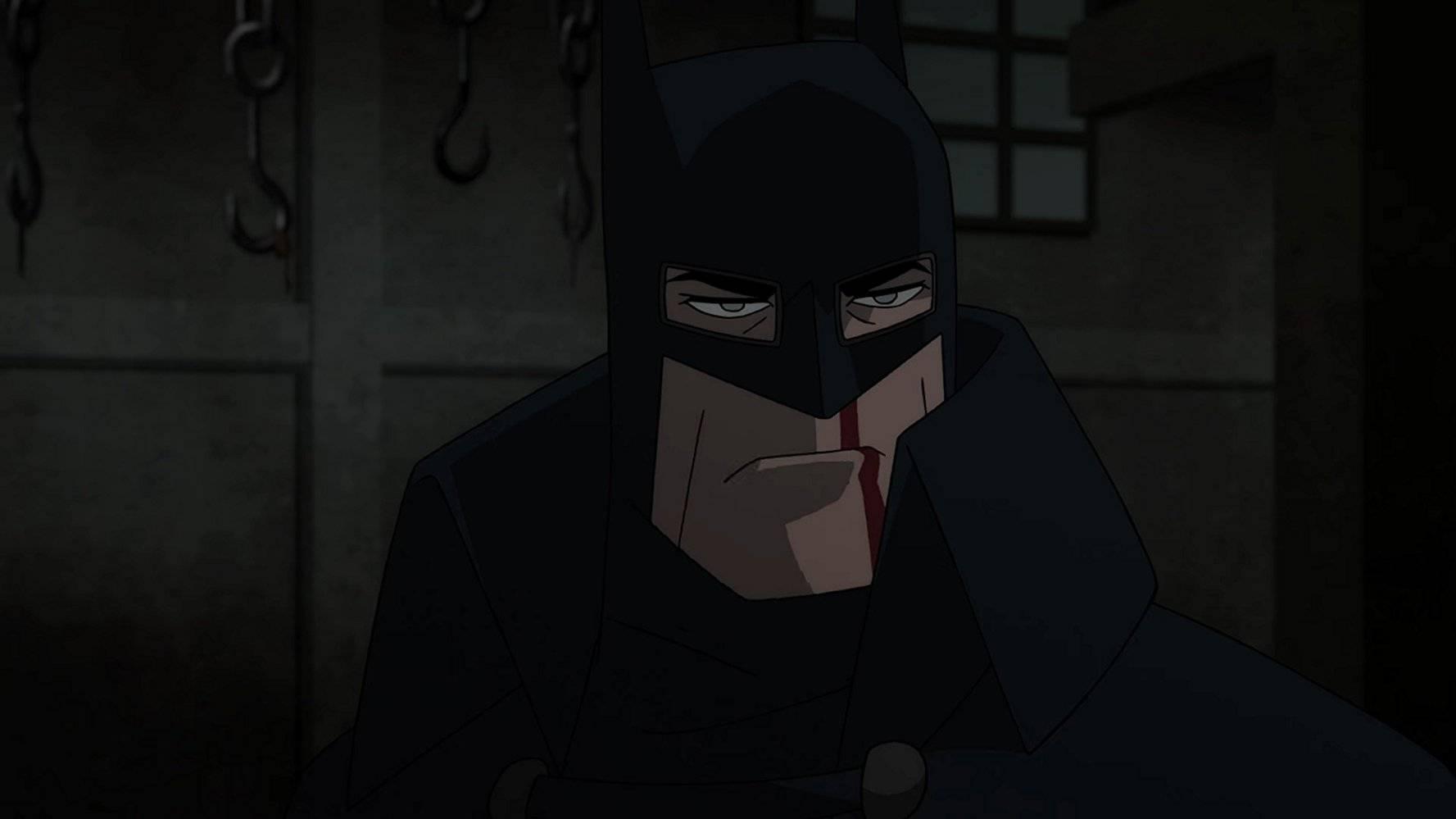 «Бэтмен: Готэм в газовом свете»: интересный мир, скучный детектив 3