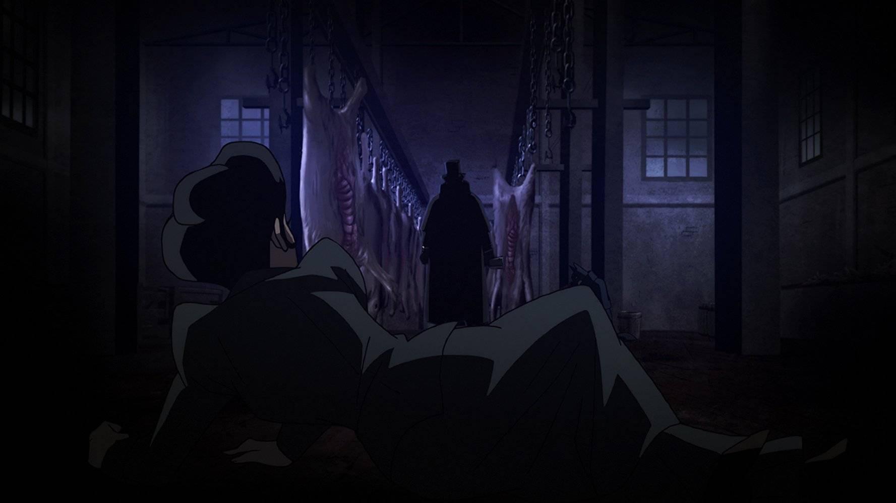 «Бэтмен: Готэм в газовом свете»: интересный мир, скучный детектив 2