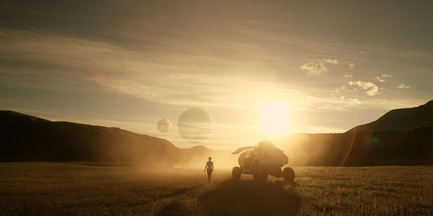 Вышел первый трейлер сериала «Потерянные в космосе»