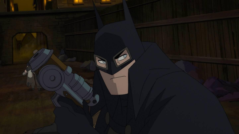 «Бэтмен: Готэм в газовом свете»: интересный мир, скучный детектив 4