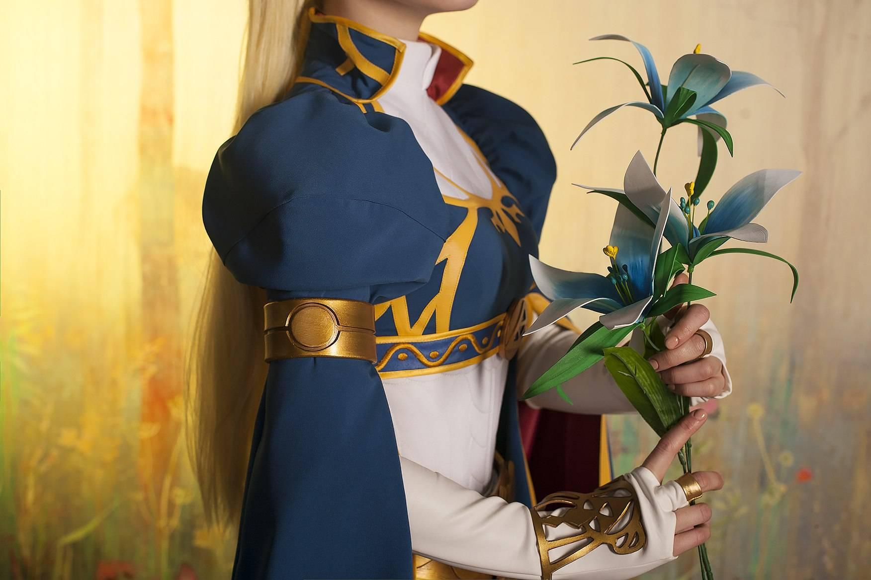 Лучший косплей: принцесса Зельда 11