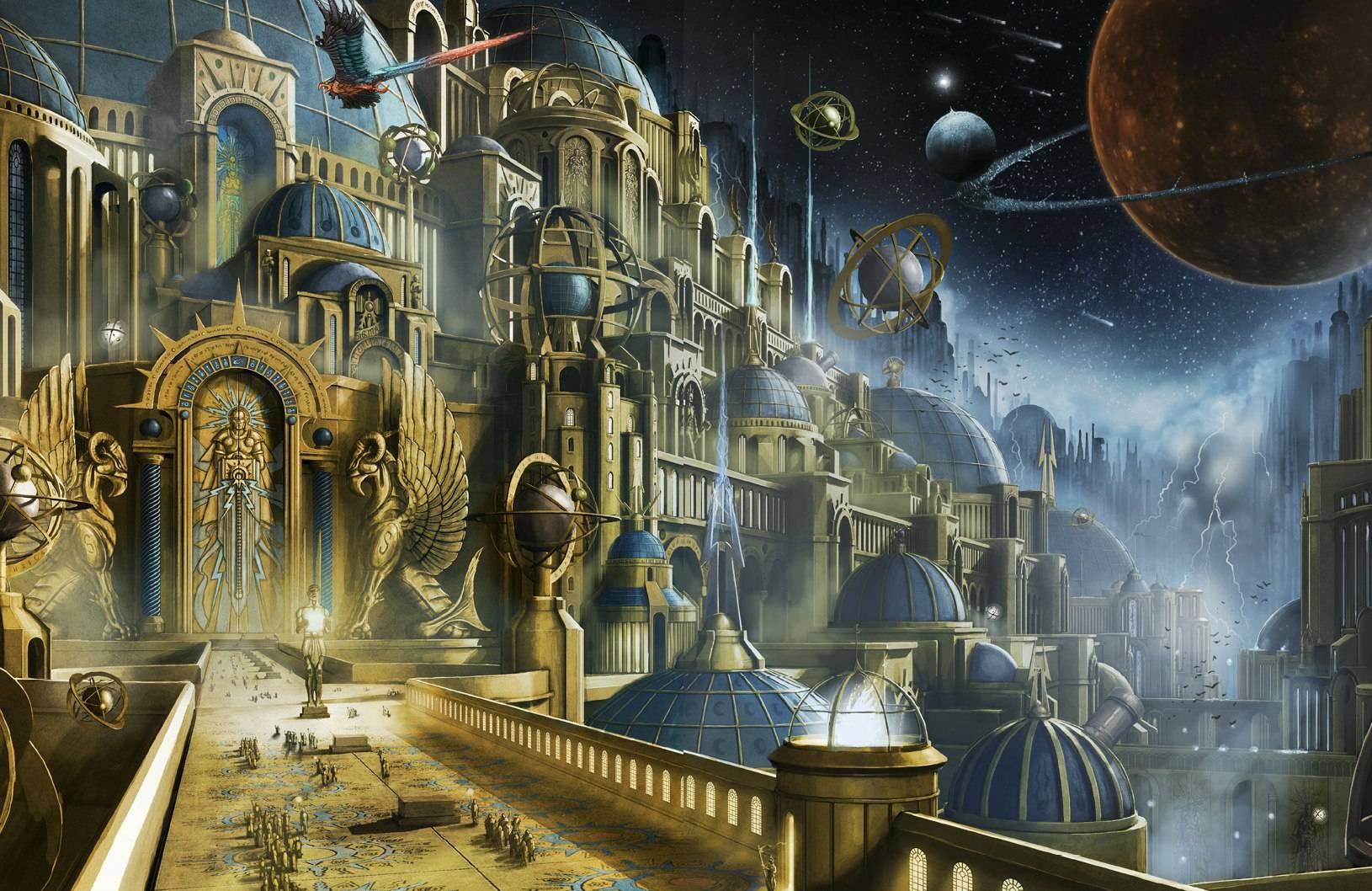 Конец времён иновое начало. Warhammer: Age of Sigmar