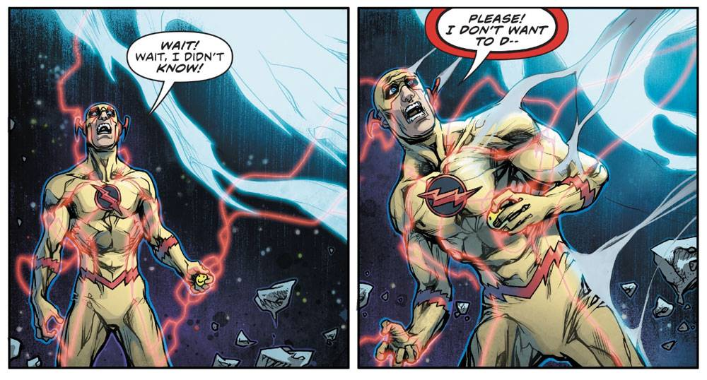 Как «Хранителей» вводят во вселенную DC: Doomsday Clock 9