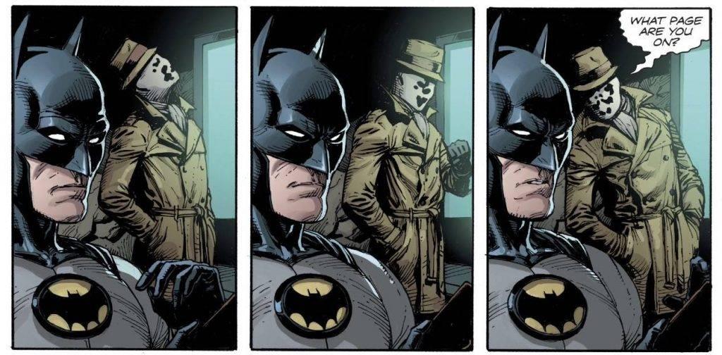 Как «Хранителей» вводят во вселенную DC: Doomsday Clock 10