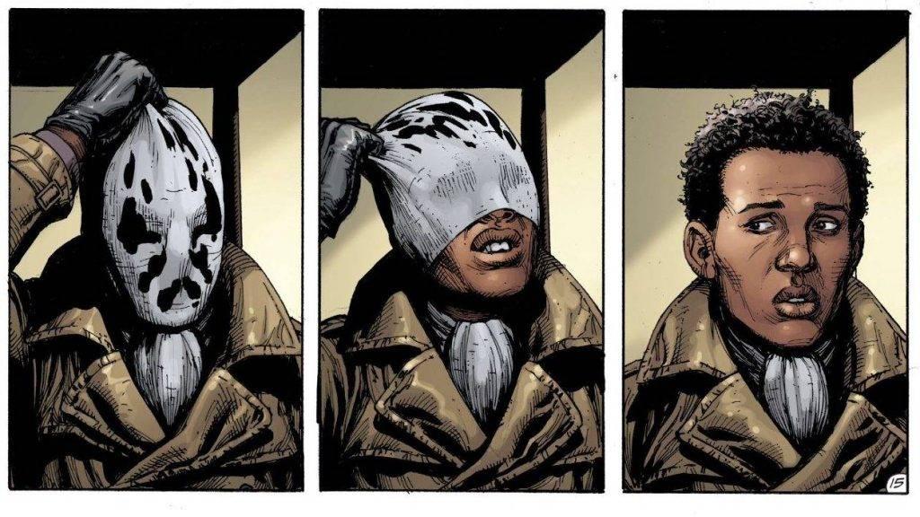 Как «Хранителей» вводят во вселенную DC: Doomsday Clock 12