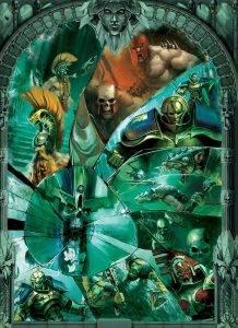Конец времён иновое начало. Warhammer: Age of Sygmar 10