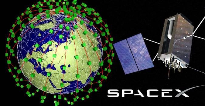SpaceX запустила ракету-носитель с первыми спутниками, которые будут раздавать интернет