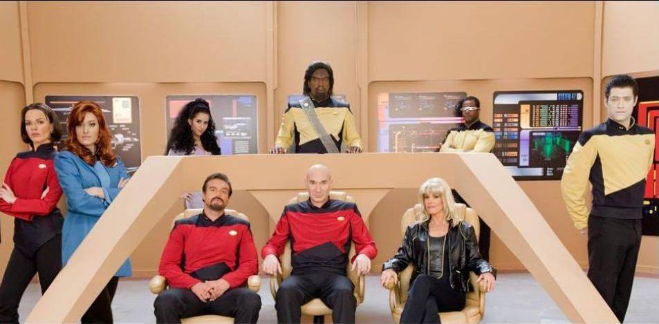 Star Trek: The Next Generation XXX