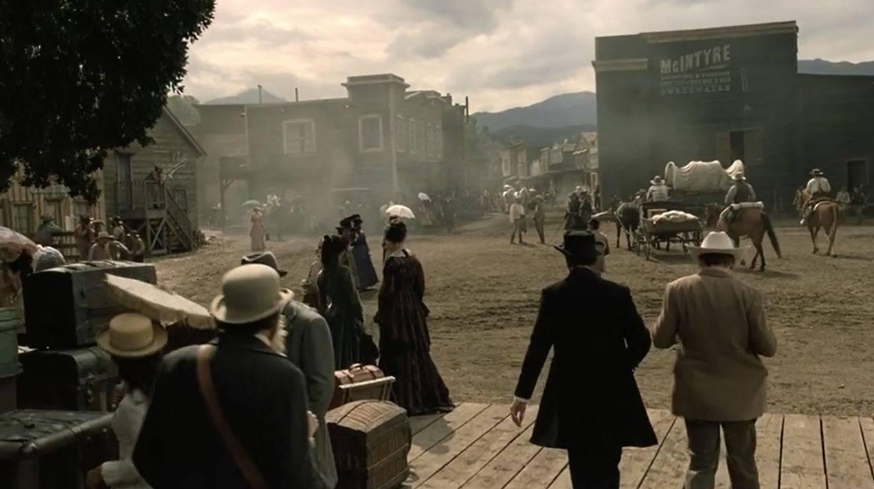 HBO на два дня откроют почти настоящий Мир Дикого Запада