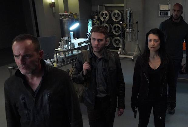 Шоураннеры сериала «Агенты Щ.И.Т.» готовятся к закрытию