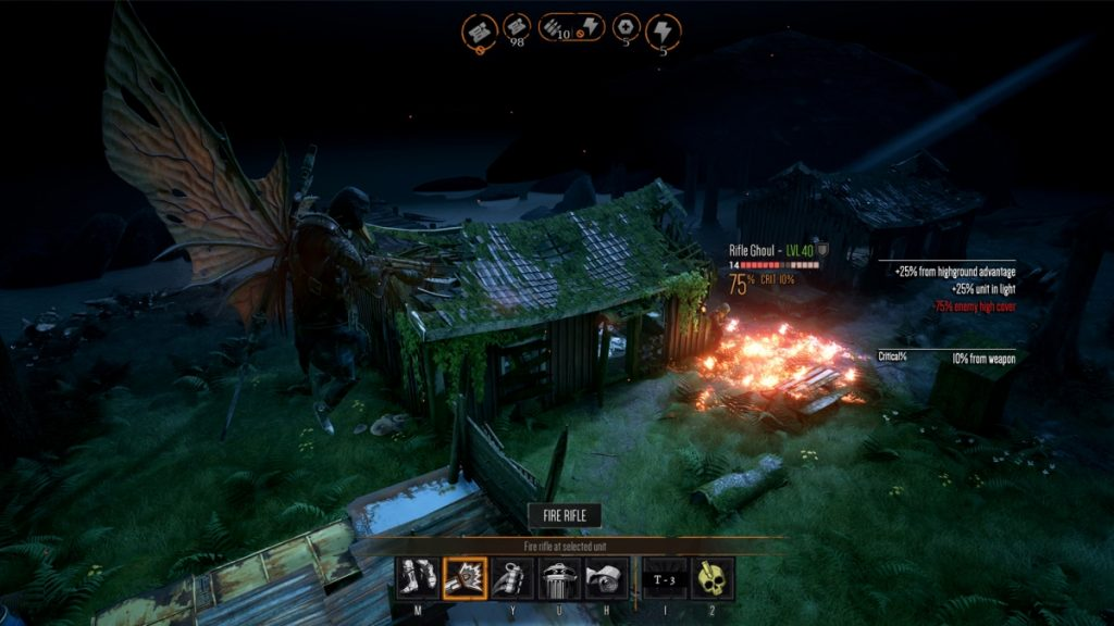 Компания Funcom анонсировала выход тактической игры Mutant Year Zero: Road to Eden 1