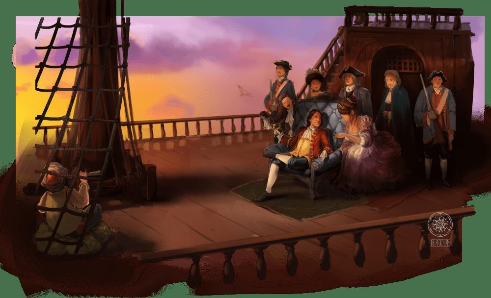 Создатели серии игр «Корсары» запустили сбор средств на разработку новой части 1