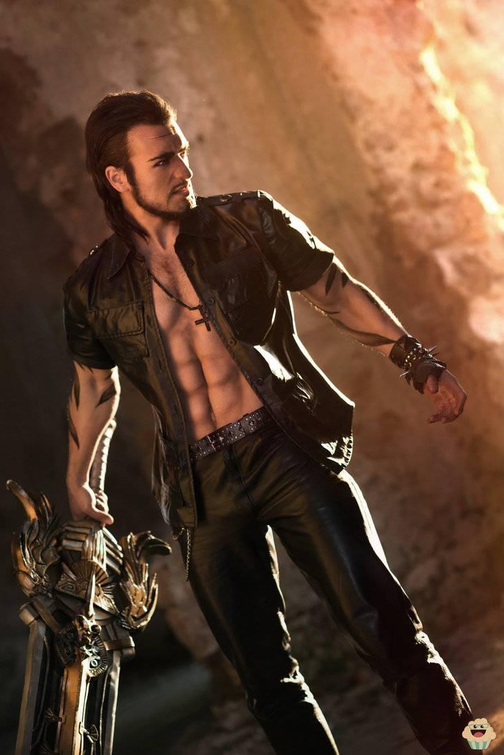 Лучший косплей: герои серии Final Fantasy 10