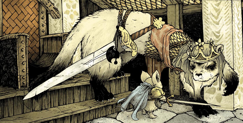 Обзор игры «Мышиная Стража». Храбрые маленькие герои 1