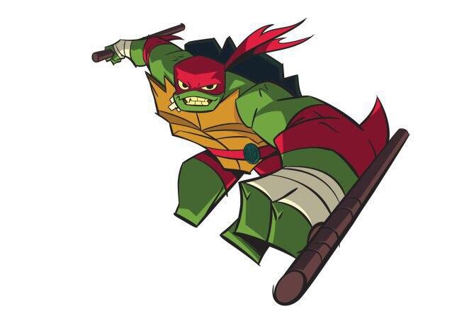 Скоро выйдет новый мультсериал про Черепашек-ниндзя. И в нём будет всё иначе! 4