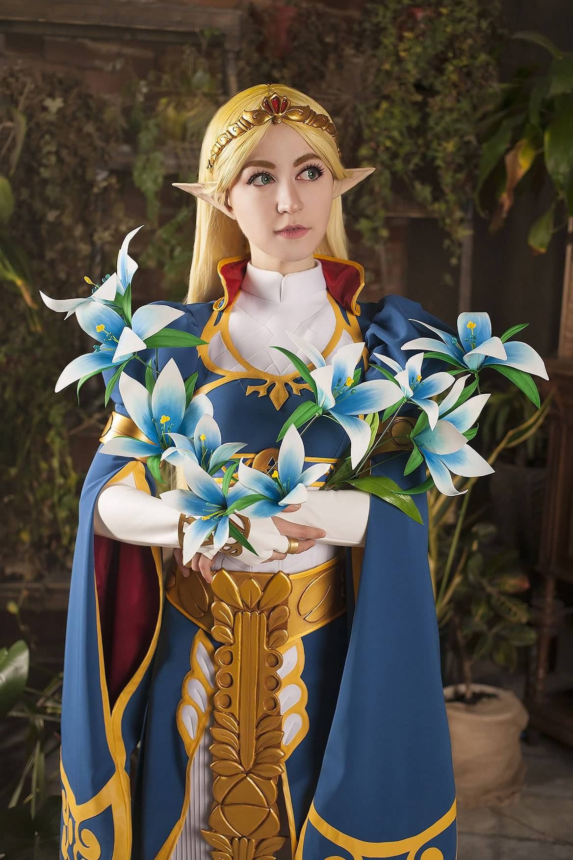 Лучший косплей: принцесса Зельда 6