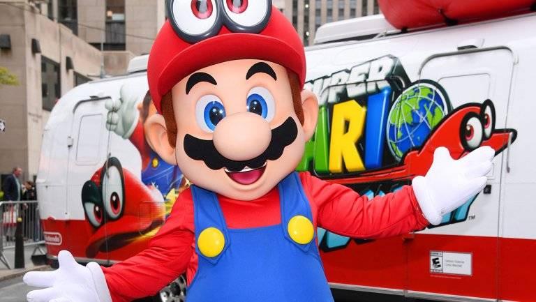 Авторы «Миньонов» и Nintendo снимут фильм про Марио
