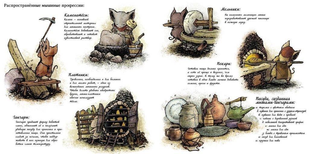 «Мышиная гвардия. Осень 1152» — Рэдволл для взрослых 2