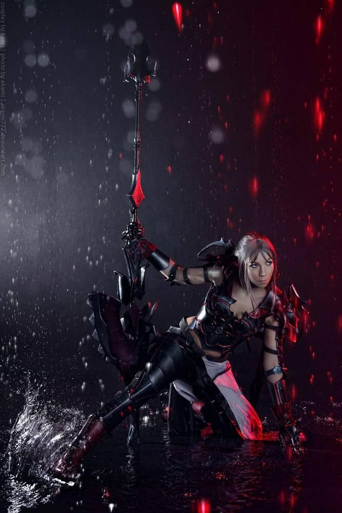 Лучший косплей: герои серии Final Fantasy 3