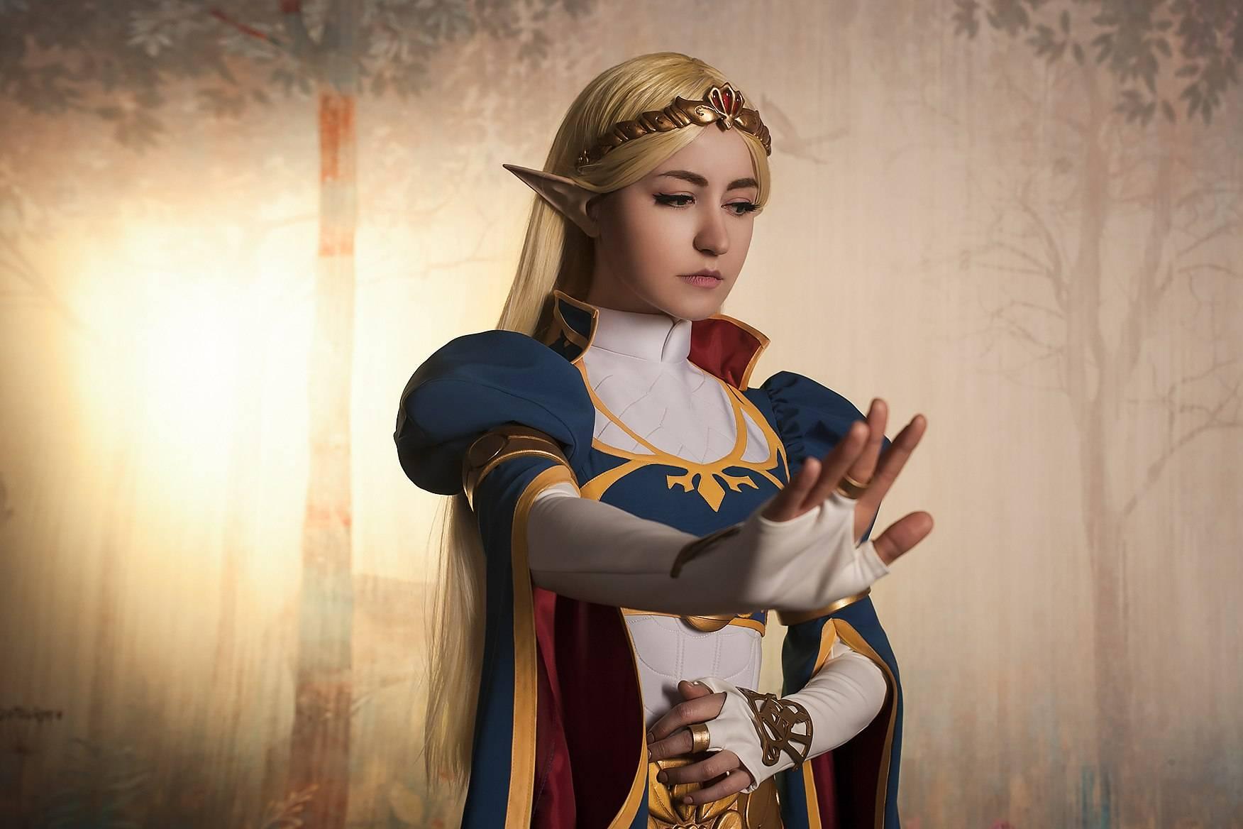 Лучший косплей: принцесса Зельда 10
