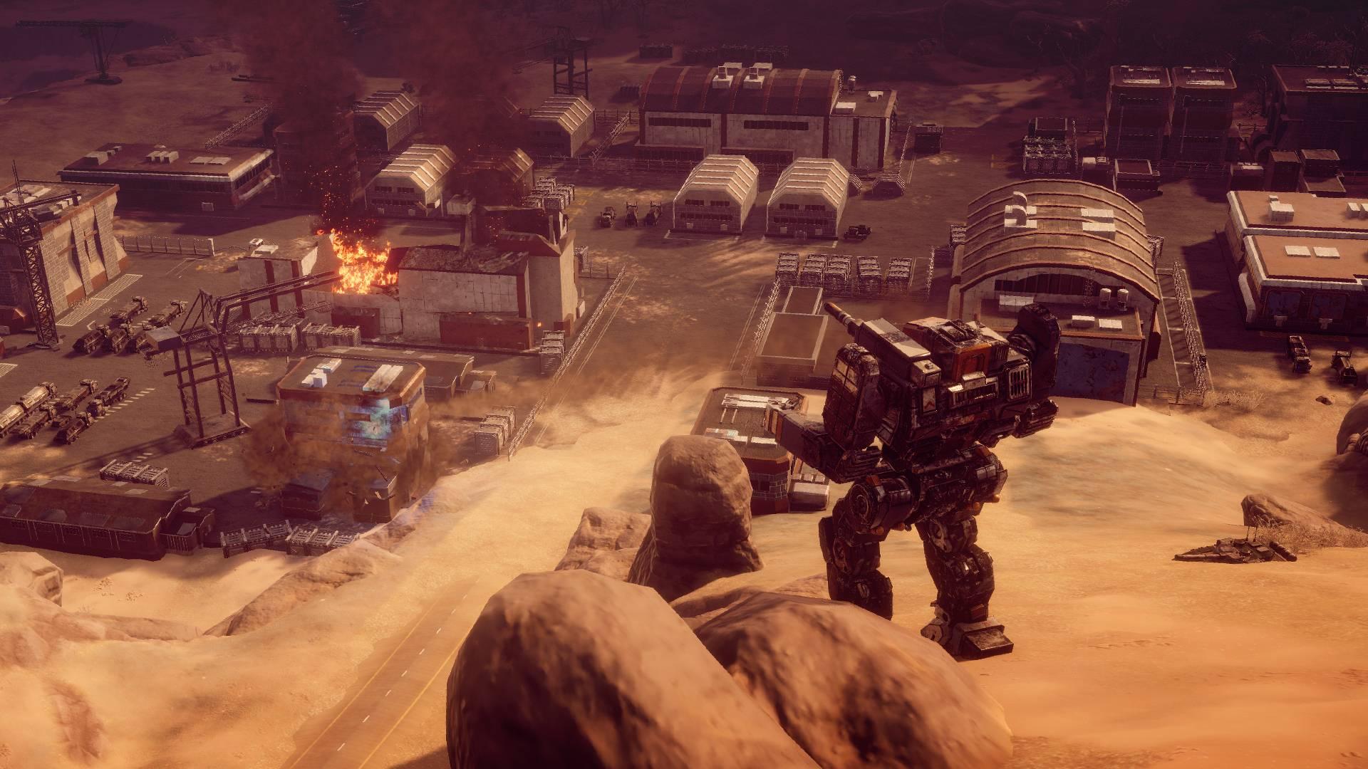 Стратегия BattleTech от создателей видеоигр Shadowrun выйдет в апреле