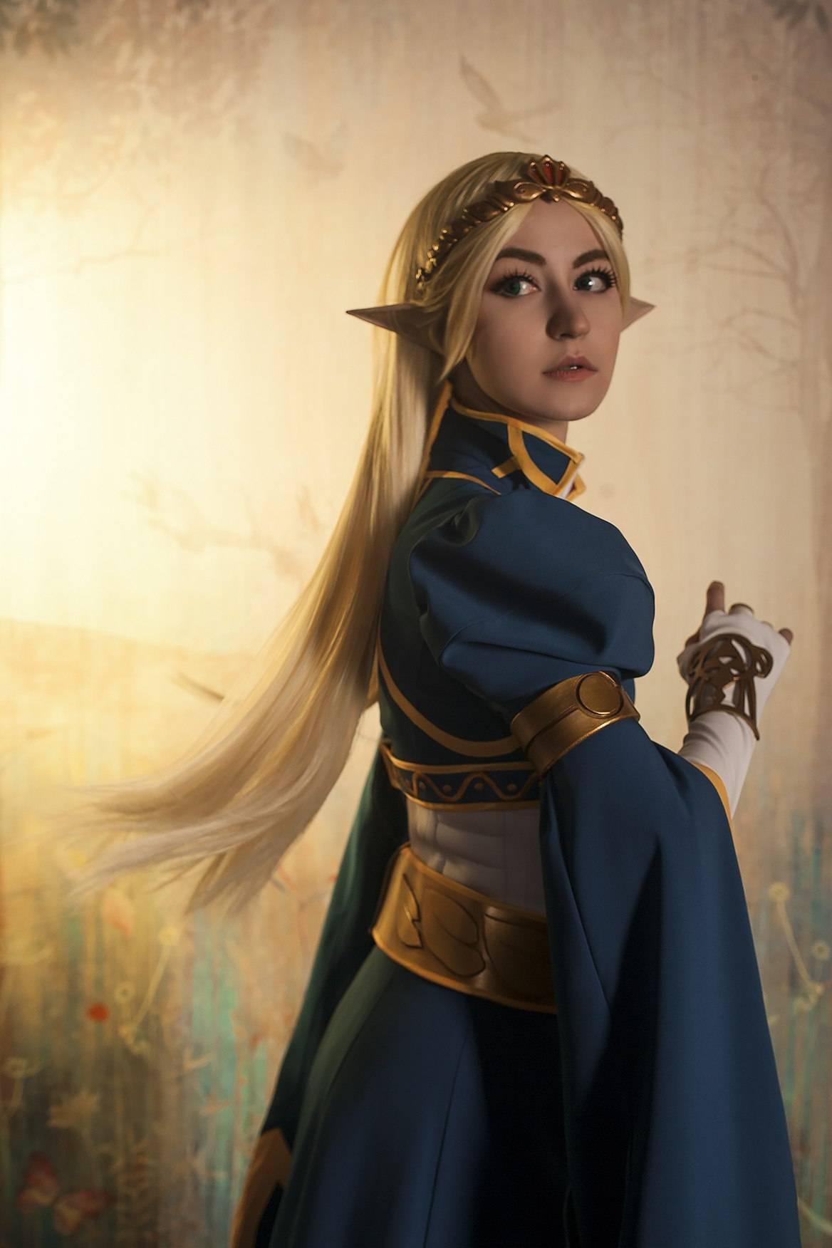 Лучший косплей: принцесса Зельда 9