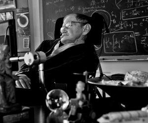 Умер знаменитый астрофизик Стивен Хокинг