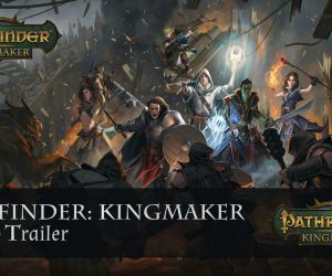 В новом трейлере Pathfinder: Kingmaker показывают управление королевством