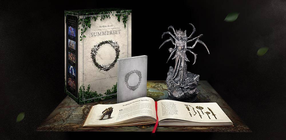 Bethesda представила новое дополнение для The Elder Scrolls Online — Summerset 3