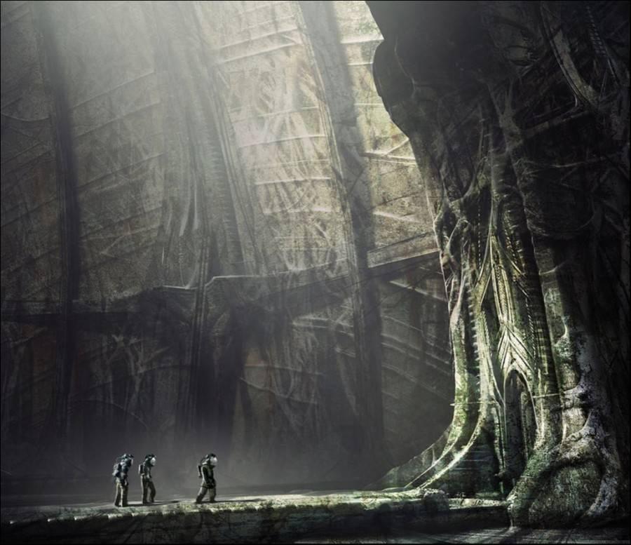 «Потерянный рай». Каким мог быть сюжет фильма «Чужой: Завет»? 14