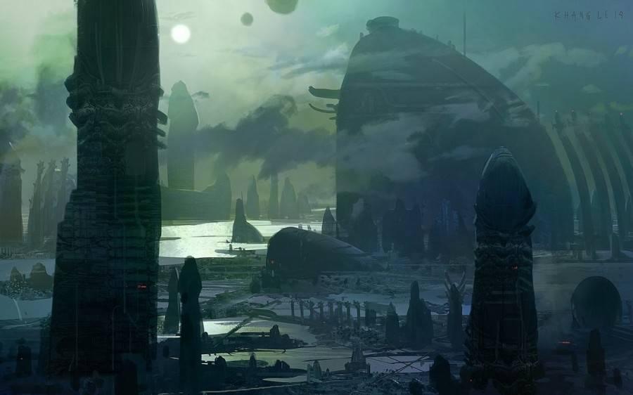 «Потерянный рай». Каким мог быть сюжет фильма «Чужой: Завет»? 11