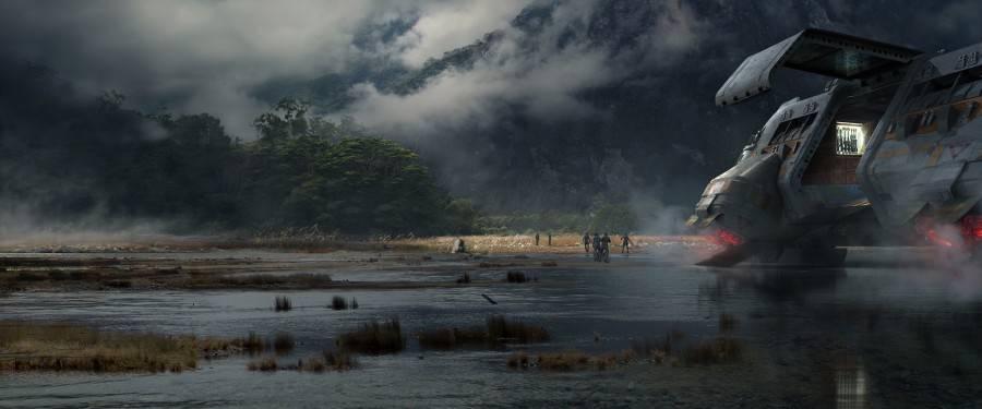 «Потерянный рай». Каким мог быть сюжет фильма «Чужой: Завет»? 17
