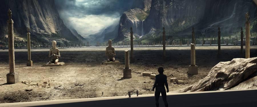 «Потерянный рай». Каким мог быть сюжет фильма «Чужой: Завет»? 4