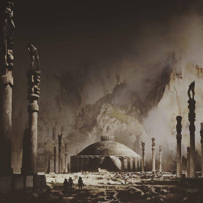 «Потерянный рай». Каким мог быть сюжет фильма «Чужой: Завет»? 27