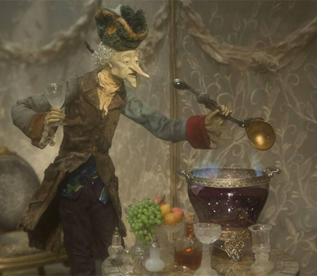 «Гофманиада»: о мире детских страхов и фантазий 4