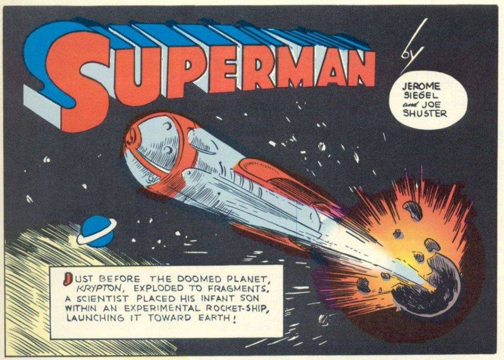 Криптон: родина Супермена 12